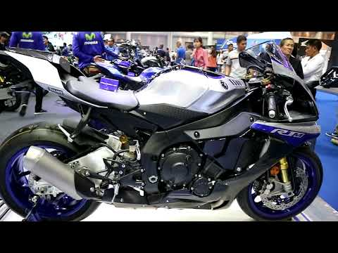 download Yamaha YZF-R1M 2018, Bangkok International Motor Show 2018