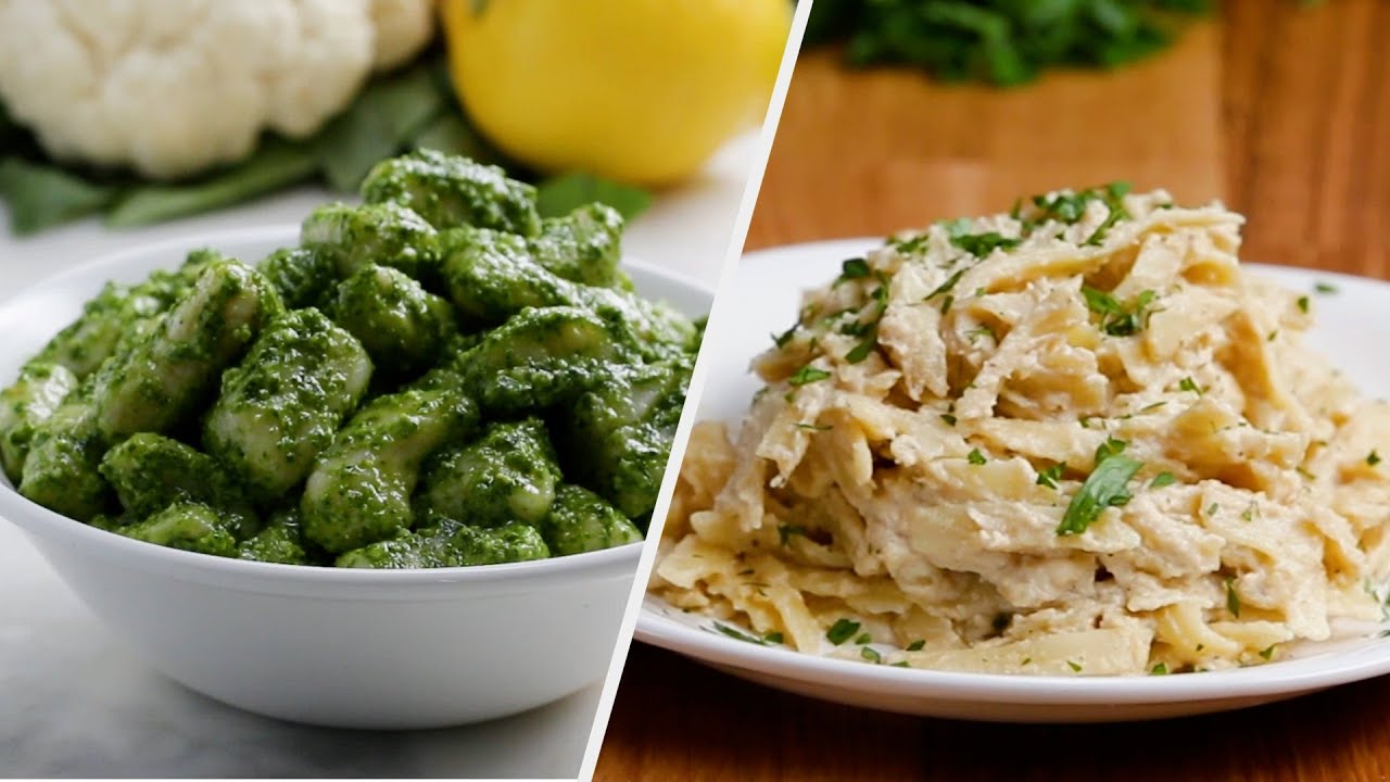 Easy Vegan Pasta Recipes