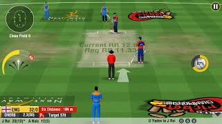 World Cricket Championship 2-Android HD Gameplay by Tech Savvy India