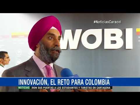 Innovar, el consejo para Colombia desde el World Business Forum