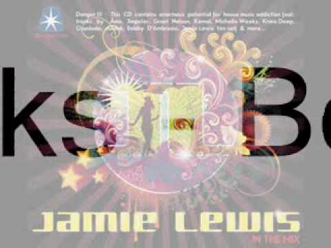 Jamie Lewis feat Michelle Weeks - Be thankful (Main mix)