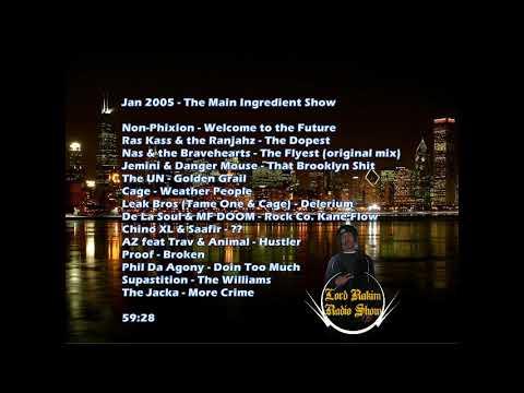 Lord Rakim Radio Show 01
