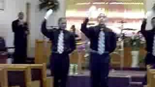 Men Of Praise-Let Go and Let God