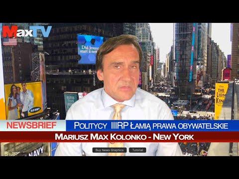Max Kolonko #R REVOLUTION nadchodzi...