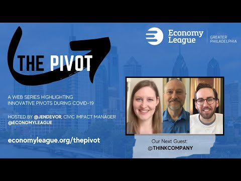 The Pivot: #10 Process of Pivoting with Russ Starke Shawn Hickman & Allison Drechsler, Think Company