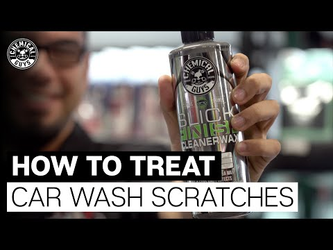 How To Fix Scratches & Swirls On New Car! - Chemical Guys