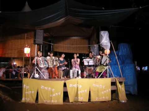 リュクサンブール公園 FUJI ROCK FESTIVAL 09 4