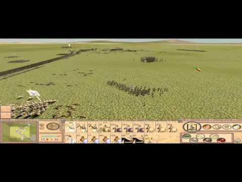 Europa Barbarorum - Ptolemaioi vs Arche Seleukeia (3/3)