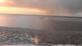 #Norddeich #Jachthafen #Tide-Begwegungen 24.01.15