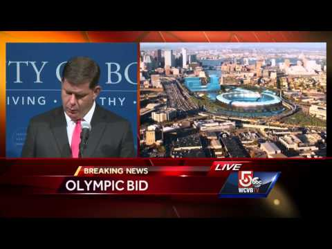 Walsh: 'I refuse to mortgage away city' for Olympic bid