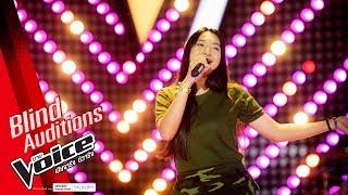 ปุยฝ้าย - แต่งงานกันเฮอะ - Blind Auditions - The Voice Thailand 2018 - 3 Dec 2018