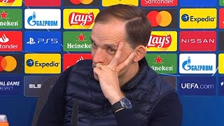 Porto 0-2 Chelsea - Thomas Tuchel - Post-Match Press Conference - Champions League Quarter-Final