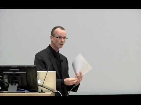 CRDM 2013 Emerging Genres Symposium Keynote: David Herman