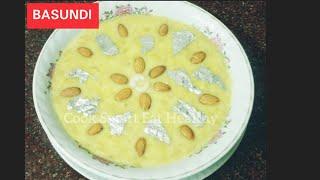Basundi Recipe - बासून्दी रेसिपी | Syed Asma