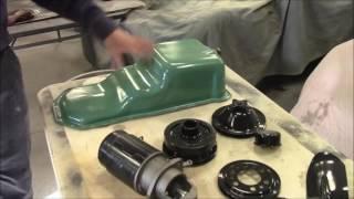 1954 Buick Nail Head V8 Restoration Update, Engine Work Part 3, lastchanceautorestore com