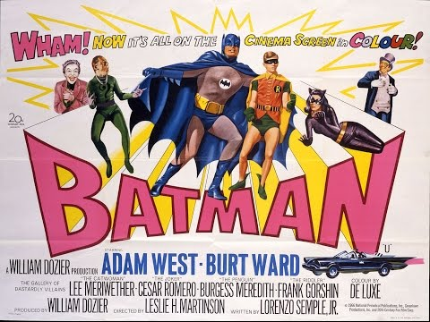 BATMAN (1966) Trailer
