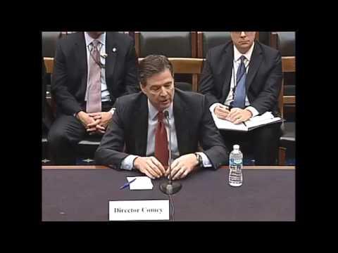 10/22/15 Congressman Collins Questions FBI Director on Oversight