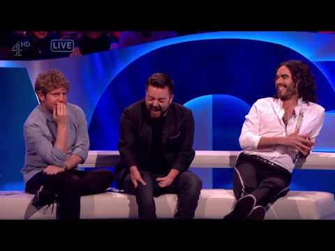 Russell Brand Asks 'How's Your Vagina?' | The Last Leg