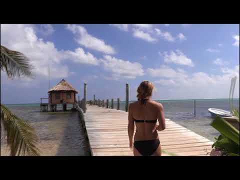 Portofino Beach Resort Belize: Video Tour Ambergris Caye