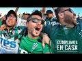 Vlog | Santiago Wanderers 2 - 1 Deportes Valdivia | Cumplimos en Casa