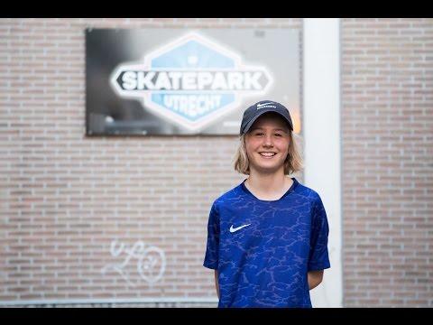 Keet Oldenbeuving - Skatepark Utrecht