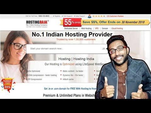 Best VPS Hosting and Dedicated Server Provider in India - HostingRaja.in Review