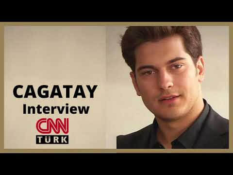Cagatay Ulusoy ❖ Interview ❖ CNN Turk 2011 ❖ English