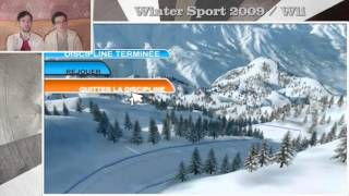 Winter Sport 2009 - WII ( Feat Alexandre Legallais )
