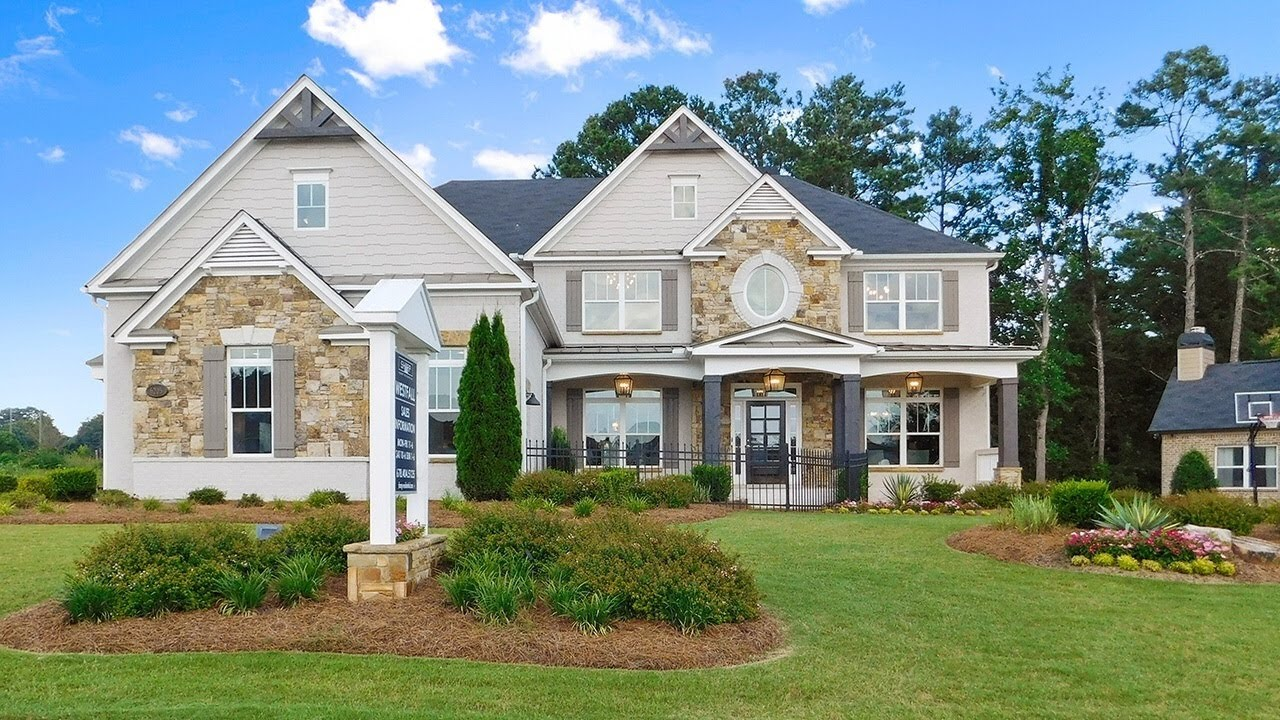 FOR SALE NOW - TOLL BROTHERS MODEL HOME NORTH OF ATLANTA