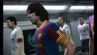 Pro Evolution Soccer 2011 Official Demo Gameplay PC