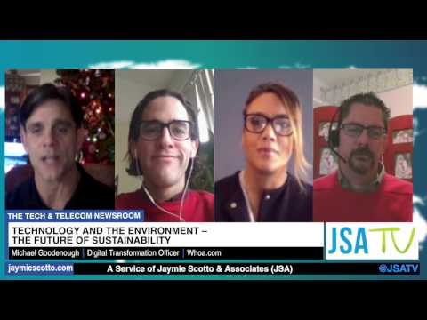 Technology and the Environment – The Future of Sustainability - A JSA TV Virtual CEO Roundtable