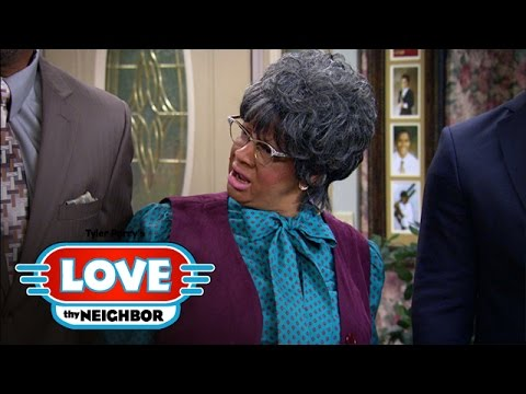 The Family Copes with Wedding Drama | Tyler Perry's Love Thy Neighbor | Oprah Winfrey Network