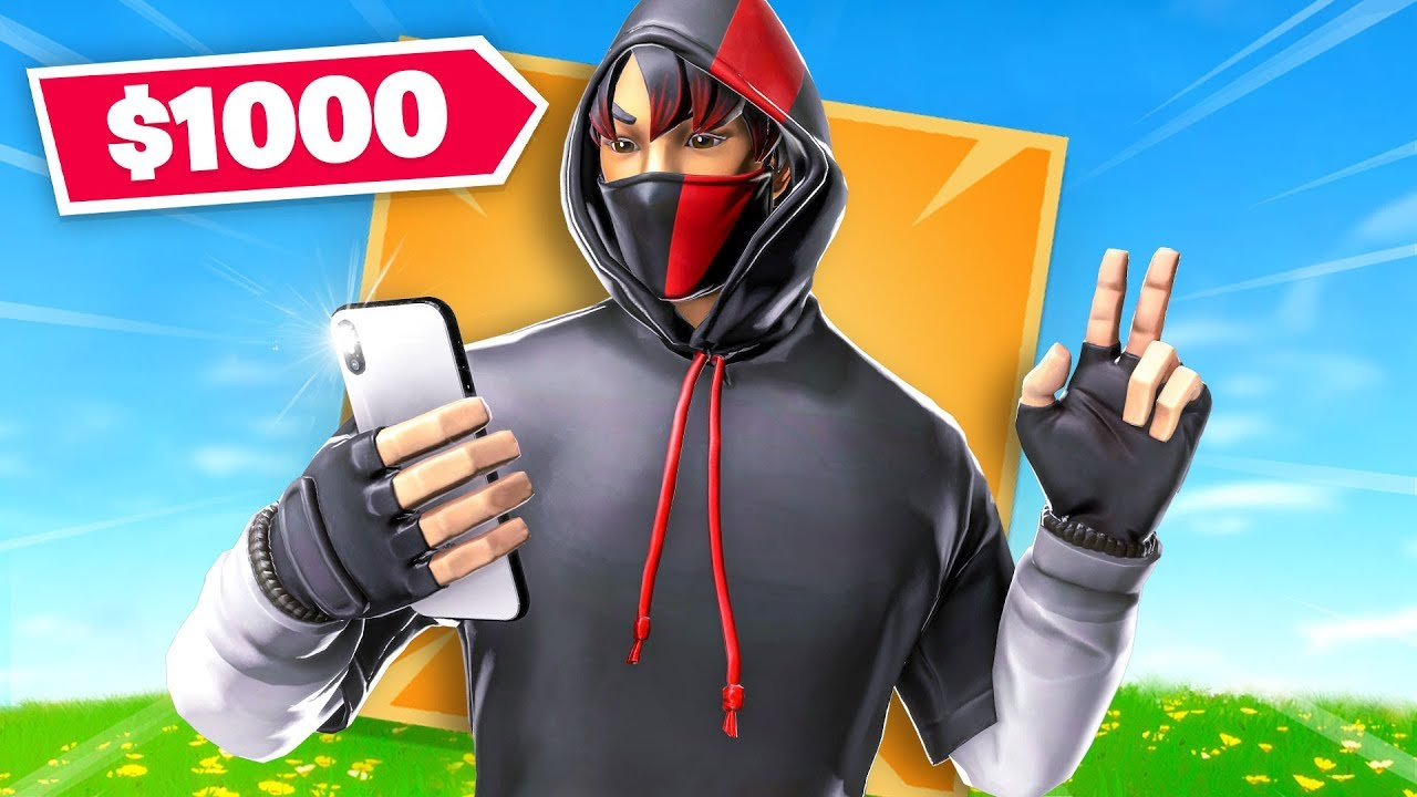 this fortnite skin costs 1000 - fortnite skin that starts with a
