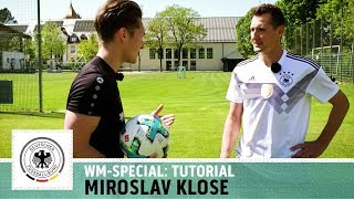 Kopfball Training mit Weltmeister Miroslav Klose | WM-Special I Kickbox