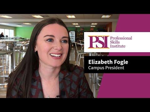 Professional Skills Institute Campus President Elizabeth Fogle