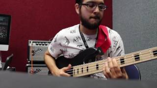 PLJ's New Wine Bass cover