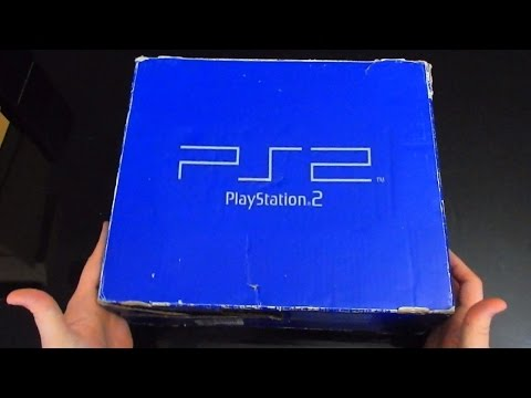 Unboxing The ORIGINAL PS2! (Playstation's 22nd Birthday!)