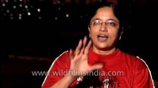 Choreographer Rekha Prakash talks about rain dance sequence
