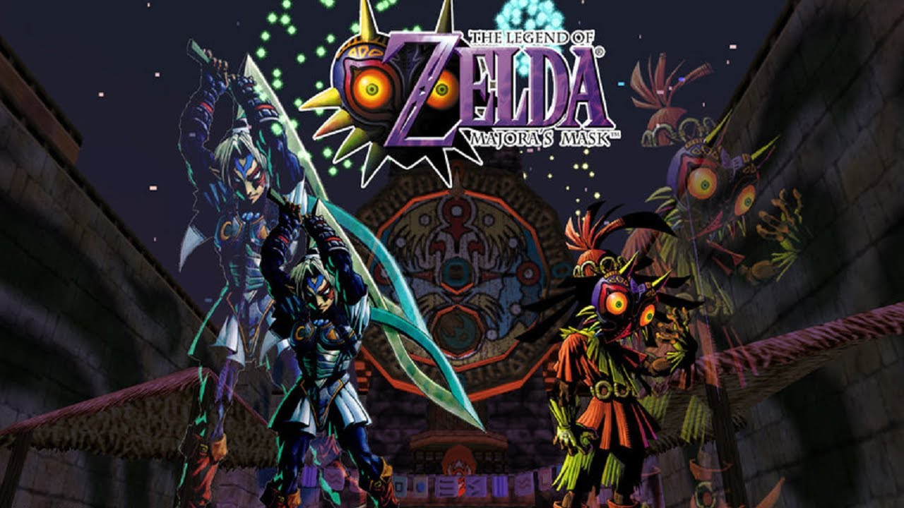 The Legend of Zelda: Majora's Mask 3DS - 100% Walkthrough ...
