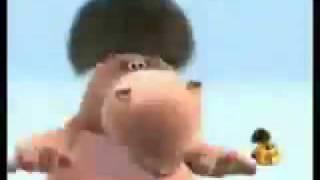 hippo an dog - peter fox - schüttel deinen speck