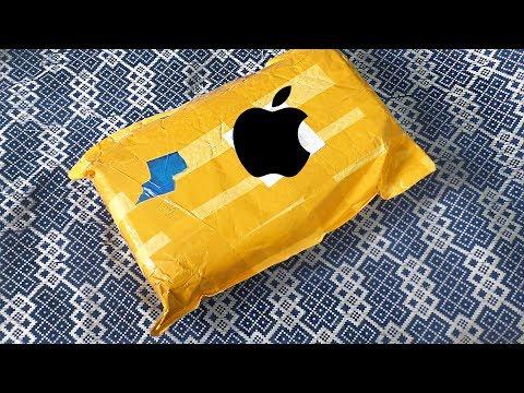 Apple посылка из Китая | Что внутри?