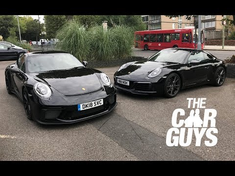 I swapped my Porsche Carrera T for a 911 GT3 Touring