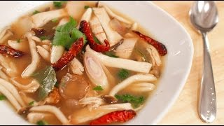 Tom Kloang Recipe - How to Use Leftover Turkey - Hot Thai Kitchen
