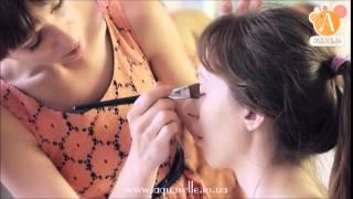 Свадебный макияж в салоне красоты Акварель(Мы знаем, что вы хотите быть полностью уверенными в том, что ваш свадебный макияж будет соответствовать..., 2014-08-21T18:38:29.000Z)