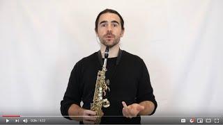 Composer Resources: Saxophone, the basics / Joshua Hyde