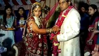 Vikas yadavs marriage at Mainpuri