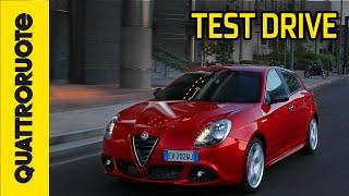 Alfa Romeo Giulietta TCT 2014 Test Drive