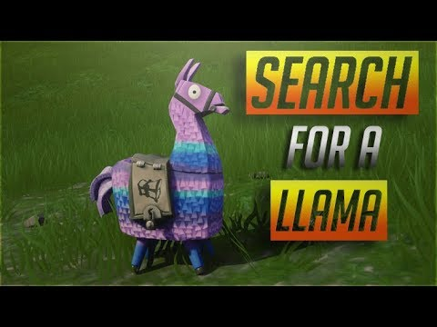 Search For A Supply Llama | Week 1 Challenges Guide | Fortnite Season 5