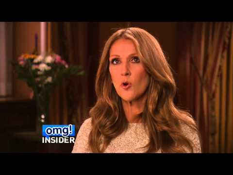 Jenny Hutt s Celine Dion November 2013 for CBS OMG INSIDER