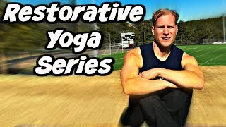 Restorative Yoga - 5 Day Beginner Yoga Challenge - Sean Vigue Fitness